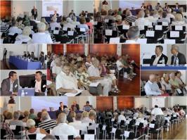 internationale Veranstaltung Arthrofibrose
